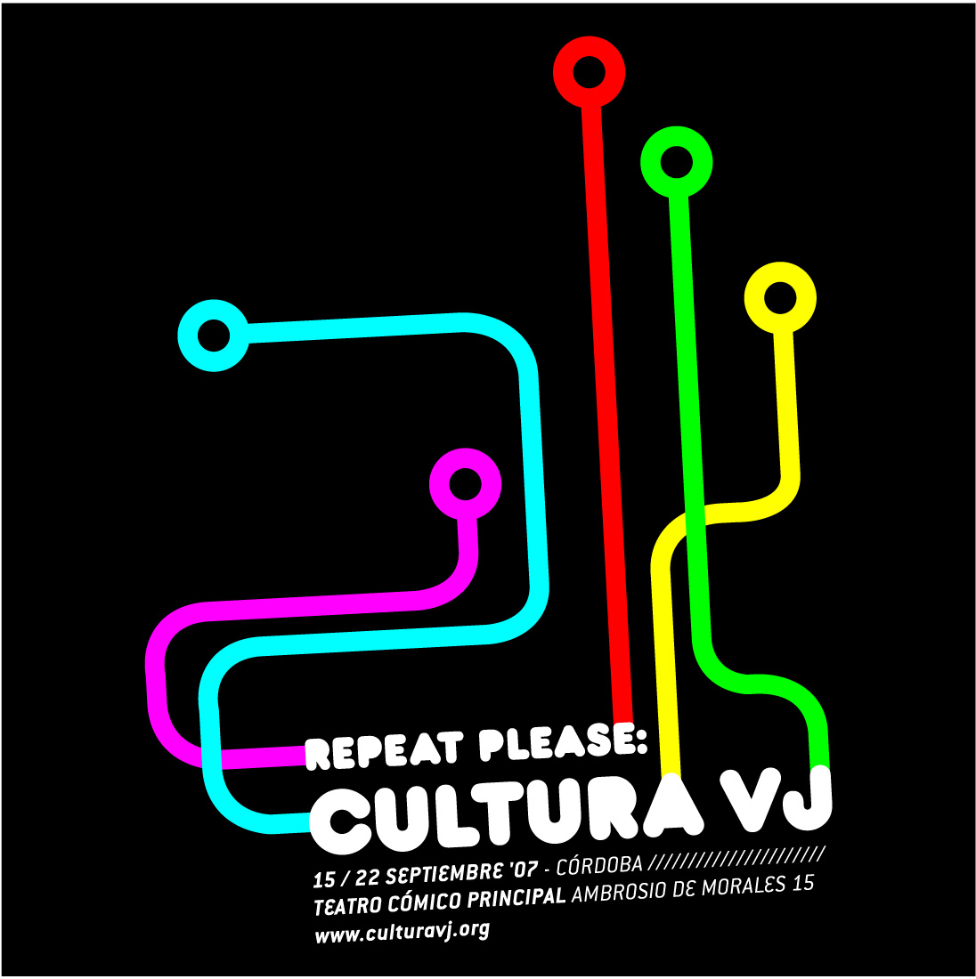 repeat please cultura vj