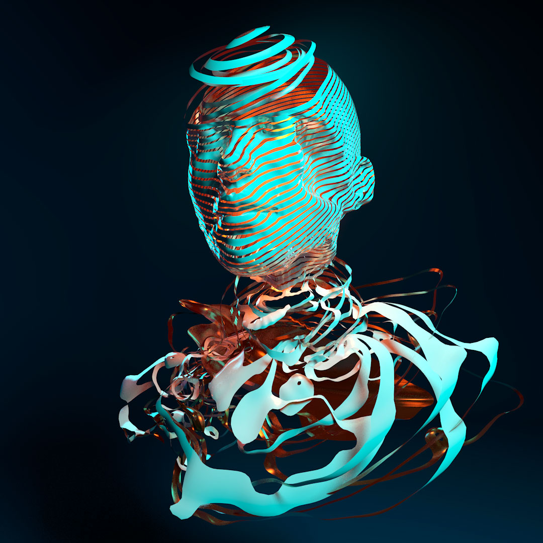 H3adronoi (Voronoi - Cinema 4D - 3D)